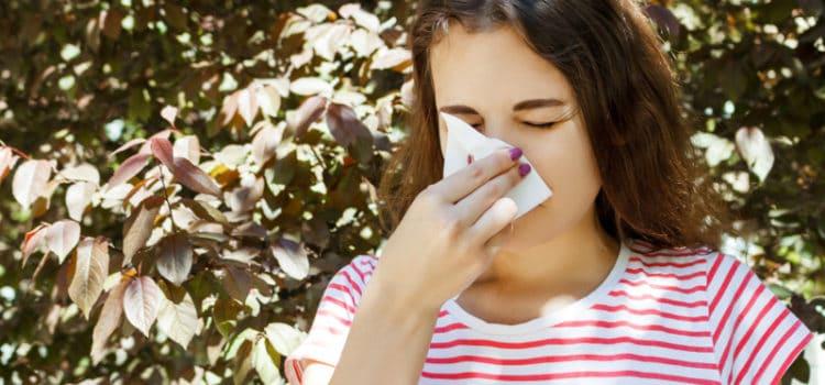 Jak sobie radzić znieżytem nosa?