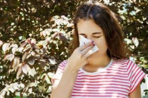 leczenie nieżytu nosa
