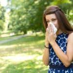 alergia nosa