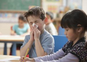 Dziedziczone alergie